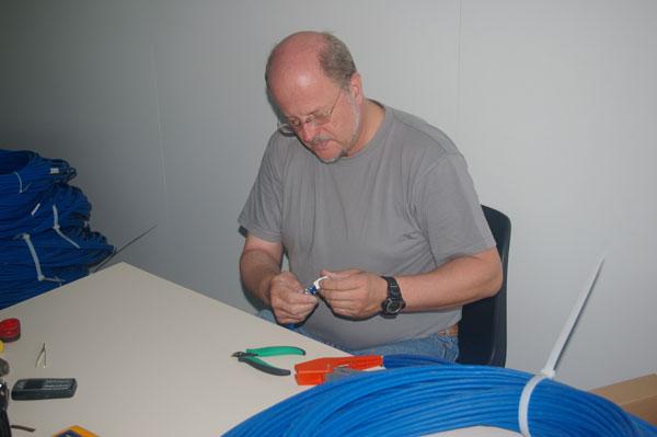 Kurt Reininger - Netzwerkverkabelung
