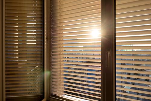 Sonnennachlaufsteuerung